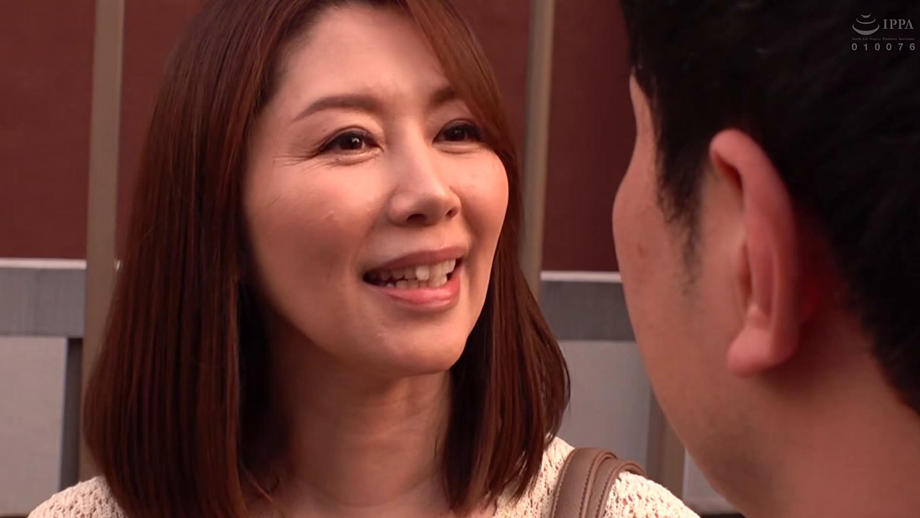 あの時、お義母さんに誘われて・・・ 翔田千里,のサンプル画像1