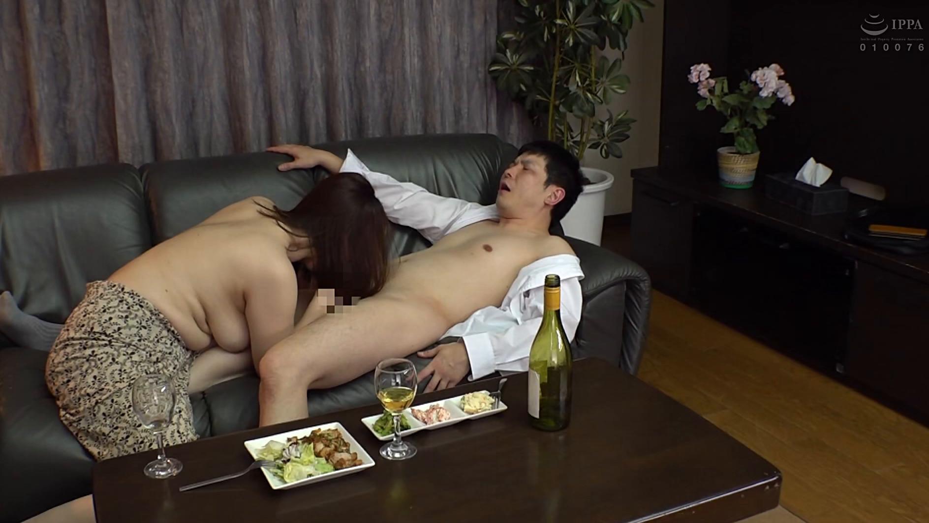 あの時、お義母さんに誘われて・・・ 翔田千里,のサンプル画像8