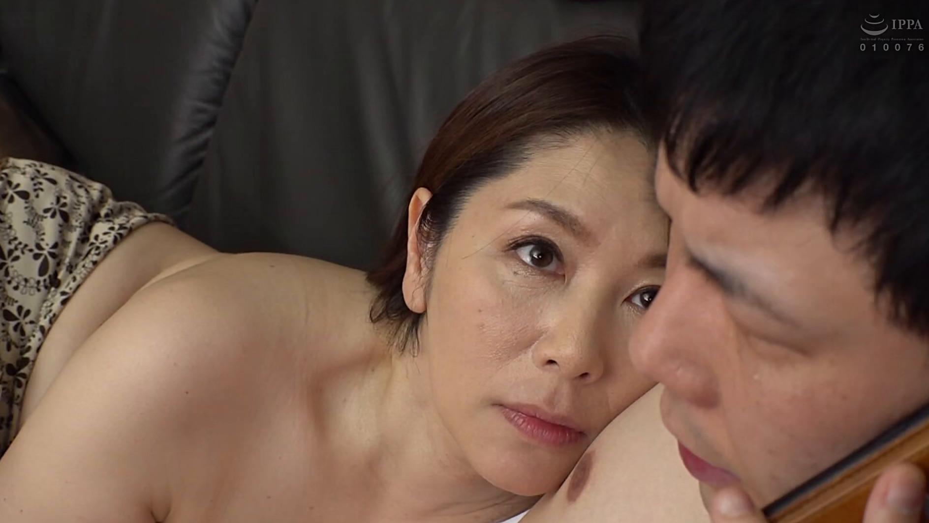 あの時、お義母さんに誘われて・・・ 翔田千里,のサンプル画像9