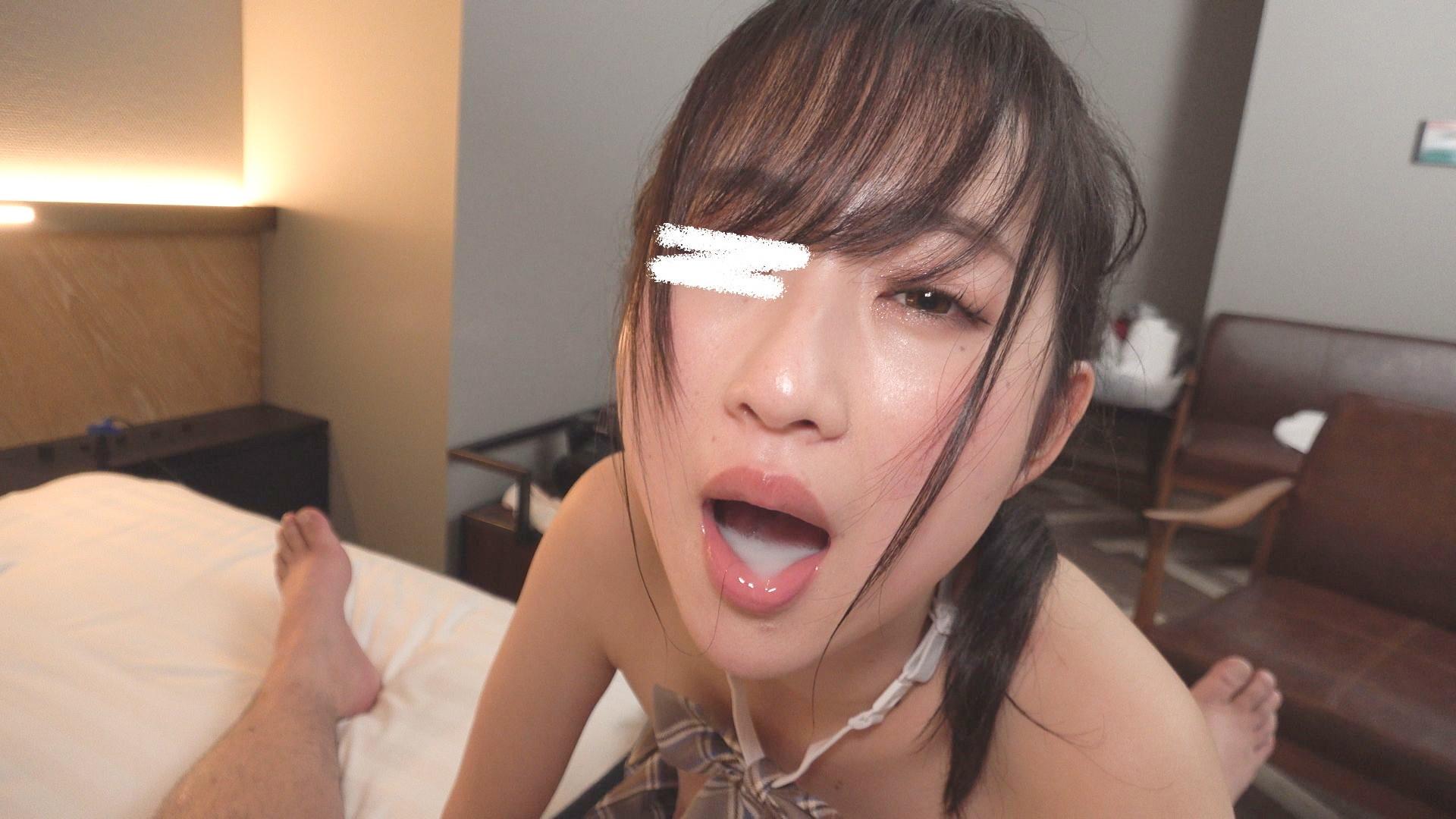 【個人撮影】訛りが可愛いスレンダーちっぱい東北娘と性交。精飲・初めてのデカチン体験【3射精】 画像6