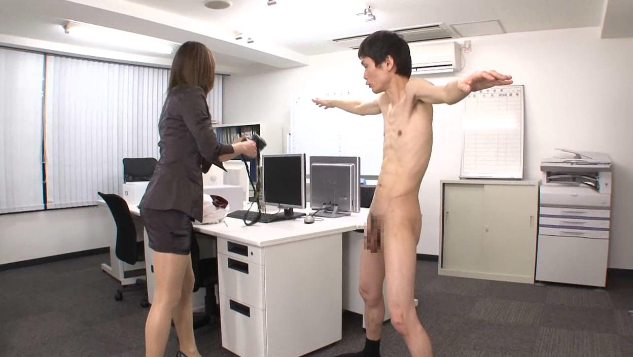 女性上位株式会社 チンポさらし面接 画像4