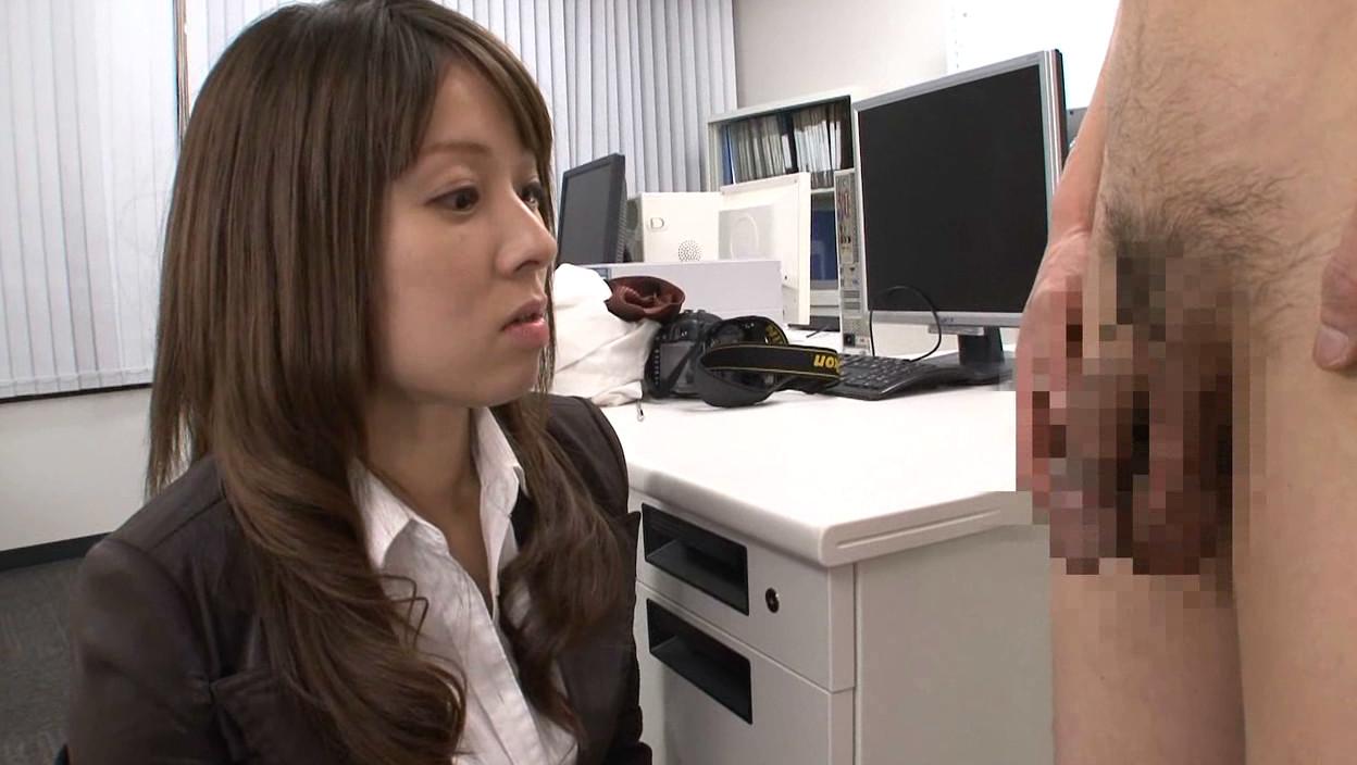 女性上位株式会社 チンポさらし面接 画像5