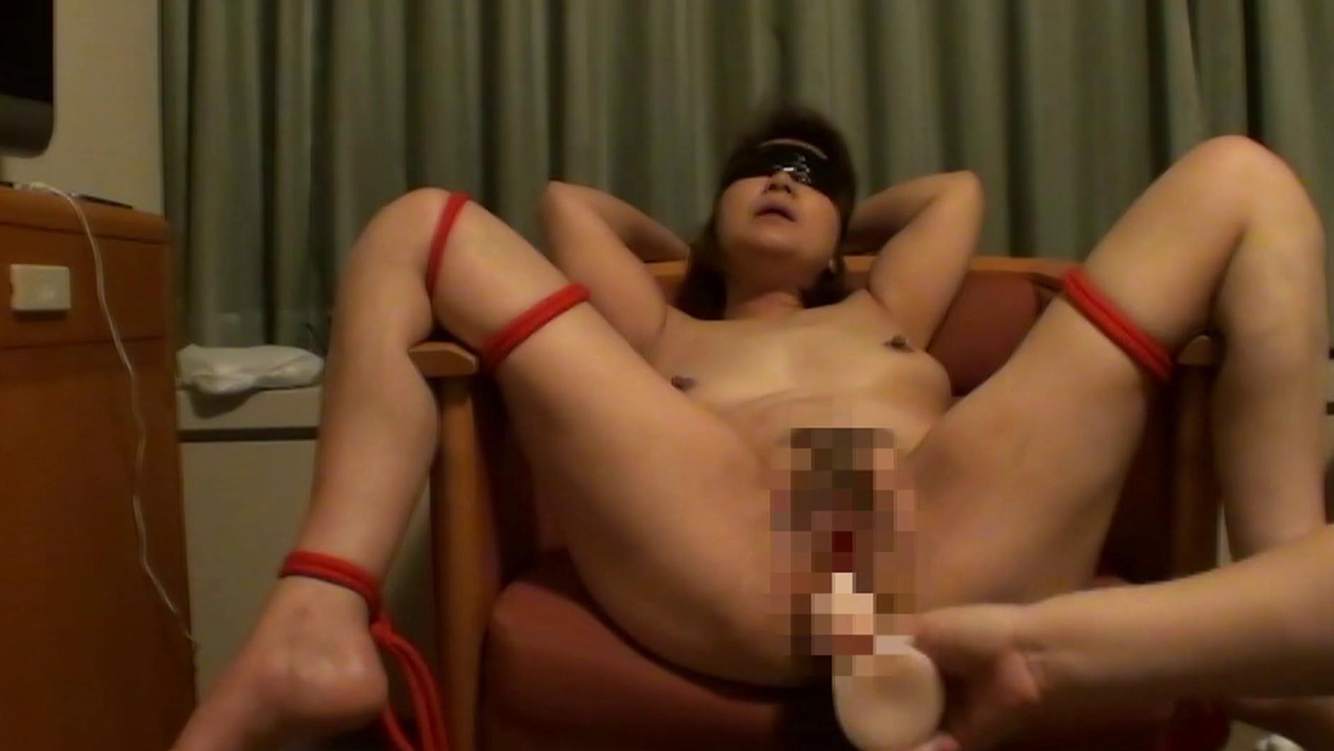 肛門フィスト夫人・女教師節子 画像18