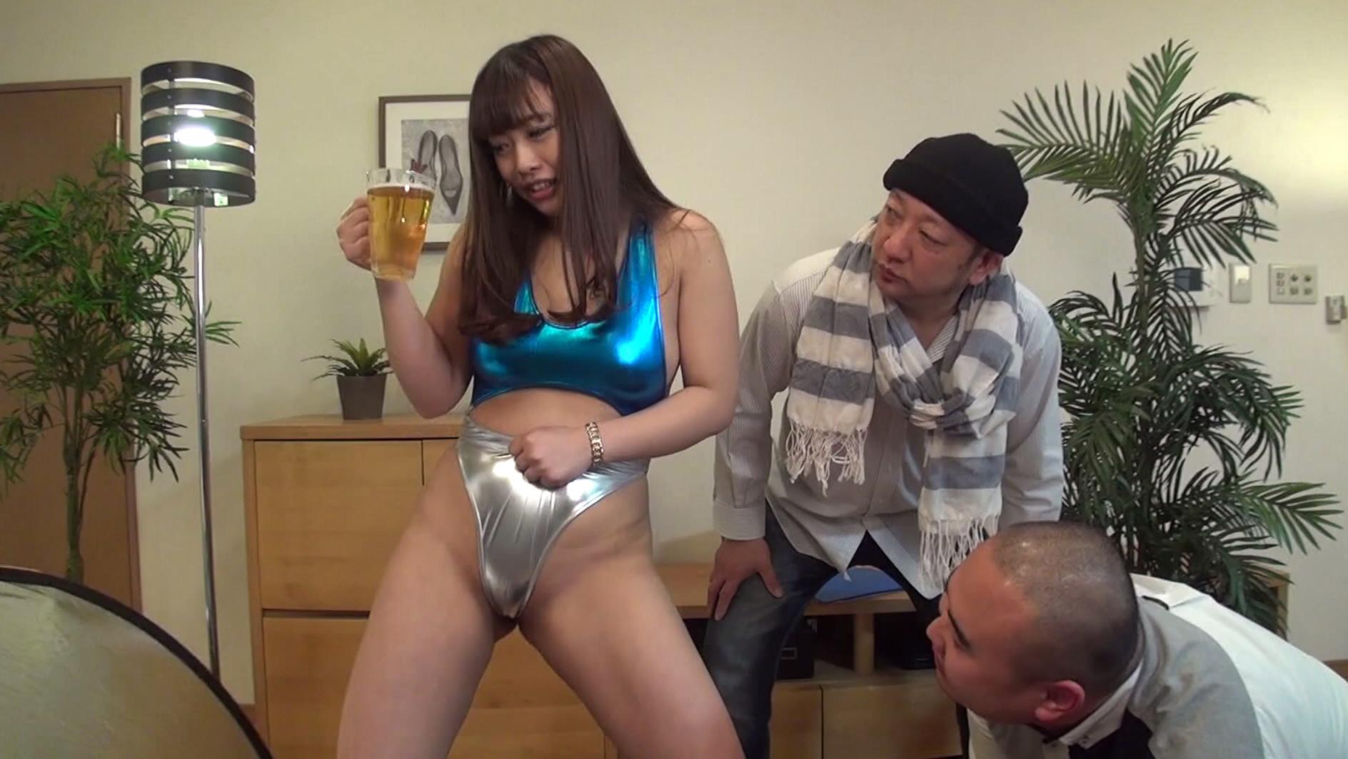 Gカップ巨乳尻グラビアモデル騙し撮り淫交 香乃まどか 画像7