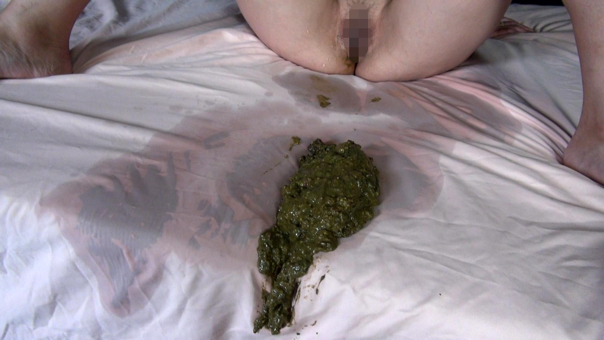 清楚な美人奥様の肛門拡張 爆弾うんこ「そんなにお尻の穴拡げたら・・・」 画像11