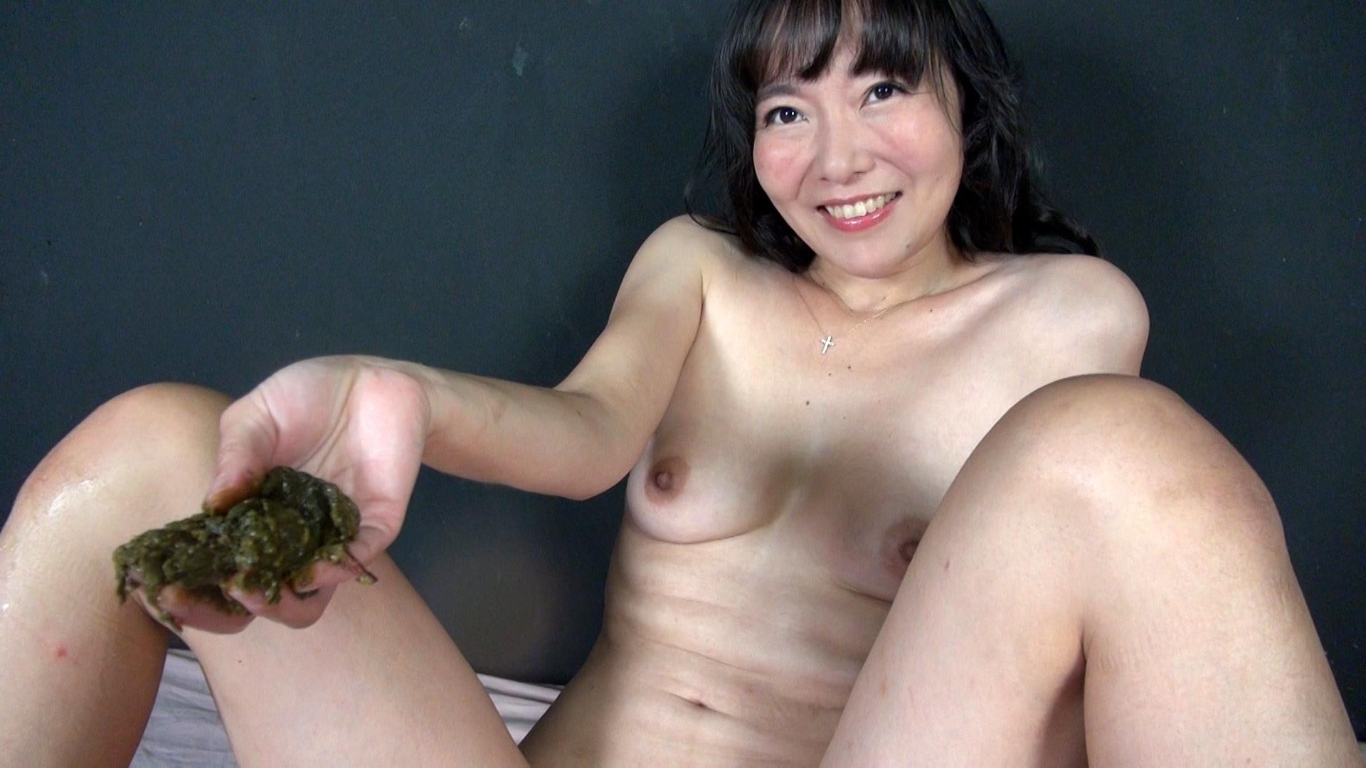 清楚な美人奥様の肛門拡張 爆弾うんこ「そんなにお尻の穴拡げたら・・・」 画像12