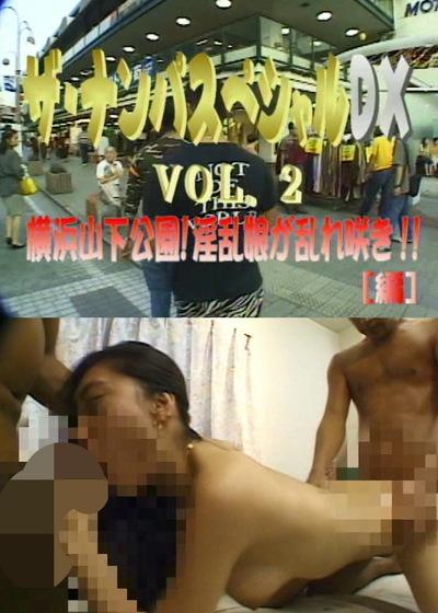 ザ・ナンパスペシャルVOL.2 横浜山下公園!淫乱娘が乱れ咲き!![編]