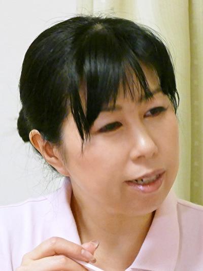 かずみ(50歳) 白柔の乳房