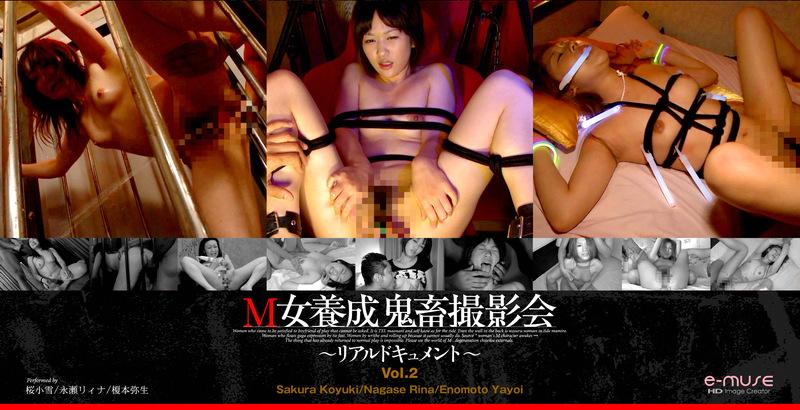 M女養成鬼畜撮影会~リアルドキュメント~Vol.2