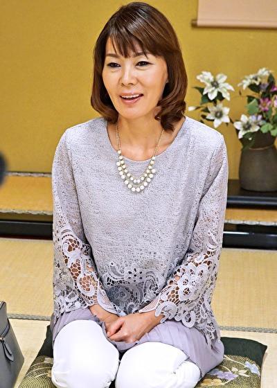 【五十路】みつこ 50歳(AV好き・専業主婦・初脱ぎ)