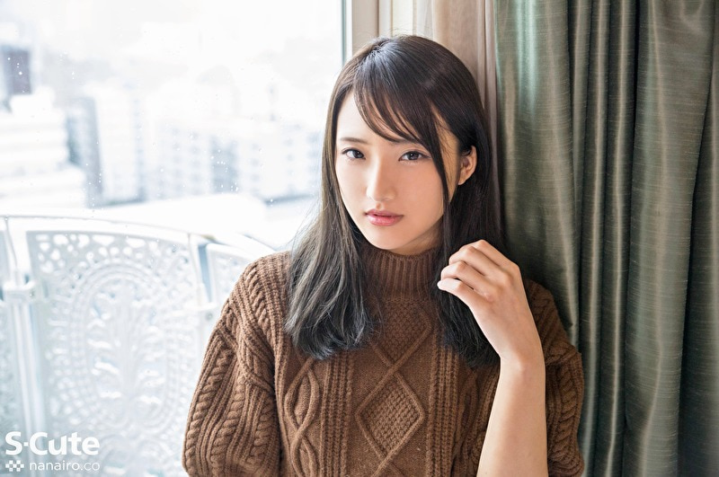 S-Cute れい(22) 感じる姿が色っぽいパイパン娘とSEX,のタイトル画像