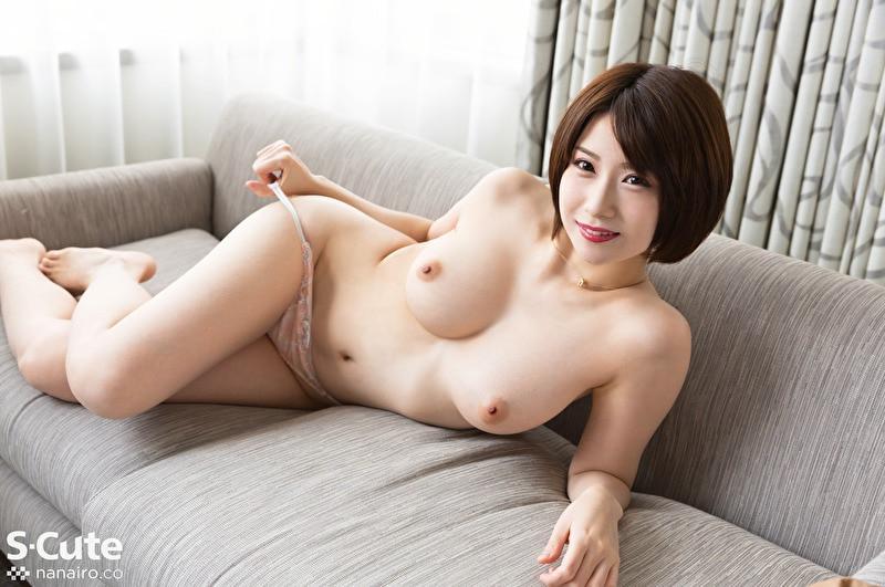 S-Cute With まえび(24) 関西弁の生足美女とハメ撮りSEX
