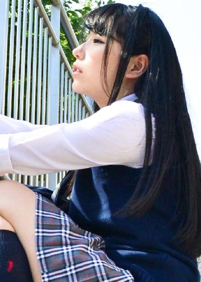 【パパ活JK・膣内射精】生意気盛り美少女K (私立/国際コース/裏オプ有)Dカップ