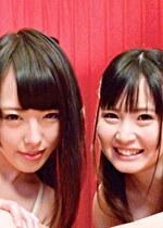 小谷みのり、黒木いくみ【レズ初体験&3P!酒池肉林の濃厚SEX】