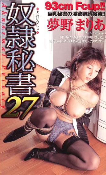 奴隷秘書27 夢野まりあ