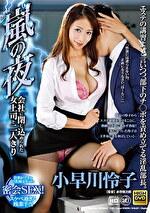 嵐の夜、会社に閉じ込められた女上司と二人きり 小早川怜子