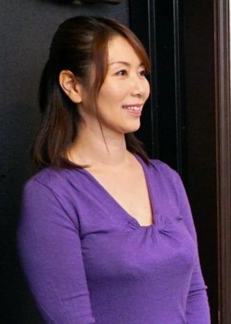 千里さん 50歳 Fカップ熟女
