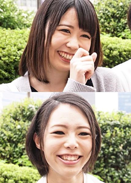 こゆきさん(22) & みどりさん(21)