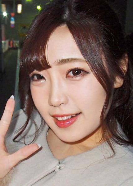かすみさん 20歳 Fカップ色白パイパン女子大生 【ガチな素人】
