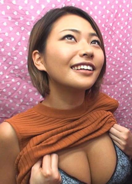 まやさん 20歳 Gカップパイパン女子大生 【ガチな素人】