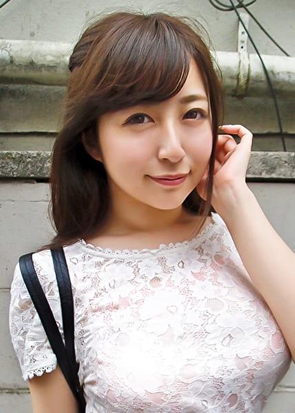 みのりさん 20歳 Gカップ色白女子大生 【ガチな素人】