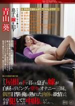 ひとつ屋根の下で暮らす息子の嫁を犯す 青山葵 義父の家庭内暴行劇