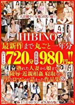 HIBINO最新作まで丸ごと一年分65タイトル720分 熟れた人妻から娘まで陵辱・近親相姦、寝取られ、男のロマンが詰まった作品集 2