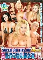 SUPER BIG TITS DX 特選世界の巨乳美女達4時間 15