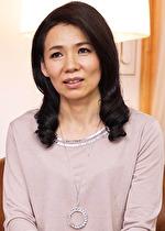 【初脱ぎ】みさき 53歳・人妻