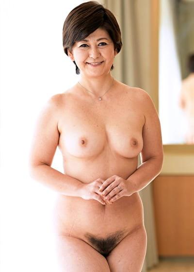 【五十路】ひさえ 54歳(給食のおばさん・初脱ぎ)