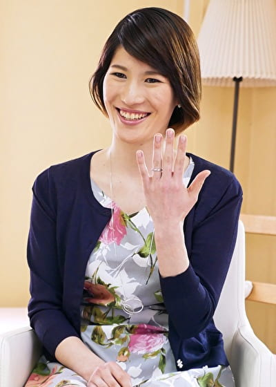 【三十路】きょうこ 32歳(専業主婦・初脱ぎ・渋谷区在住)