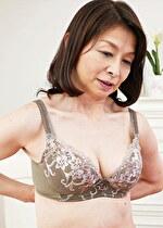 【六十路】えみ 60歳(初脱ぎ・専業主婦・孫持ち