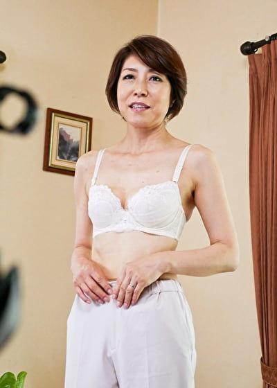 【五十路】さちこ 57歳(初脱ぎ・専業主婦・目黒区在住)