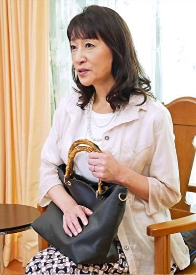 【五十路】はなえ 59歳(初脱ぎ・群馬県在住・専業主婦)