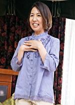 【五十路】なつき 53歳(初脱ぎ・石川県在住・専業主婦)