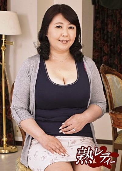 【爆乳】近所に住んでるJカップムッチムチ奥さん
