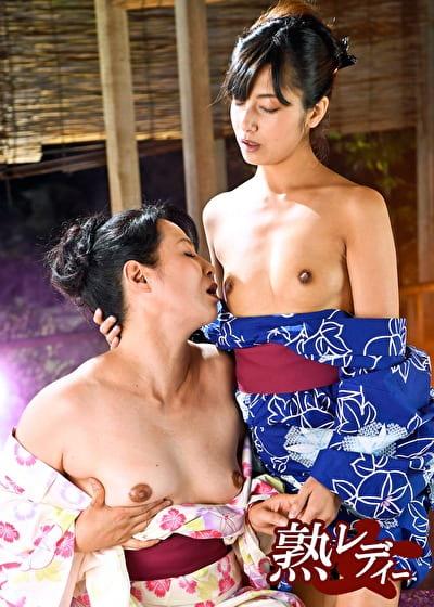 【レズ】母と娘の剥き出し性交 2