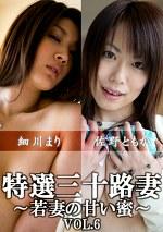 特撰三十路妻 ~若妻の甘い蜜~ vol.6