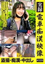 実録 電車痴○映像 #028