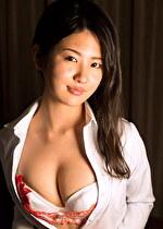 S-Cute KIRAY あおい(25) スーツ乱して連続絶頂SEX
