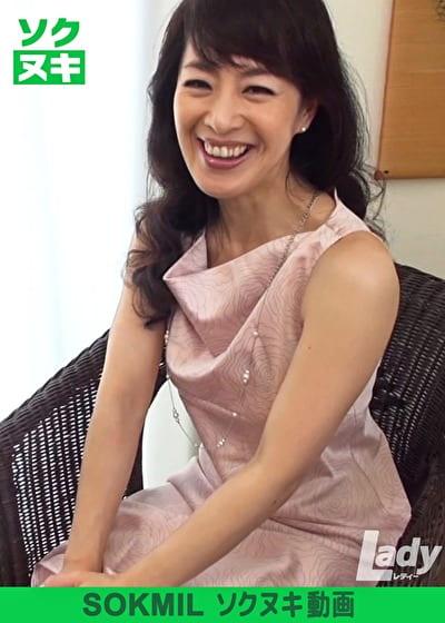 応募初撮り四十路熟女 千明さん 40歳