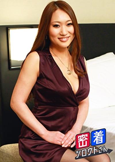 【巨乳 】素人熟妻インタビュー 18人目