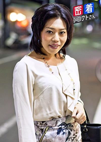 【四十路】素人熟妻インタビュー 103人目