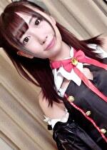 【流出】ハロウィンに渋谷でナンパしたコスプレJDと3P種付けFU○K