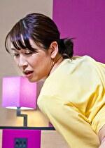 マッサージ師の美熟女 林54歳