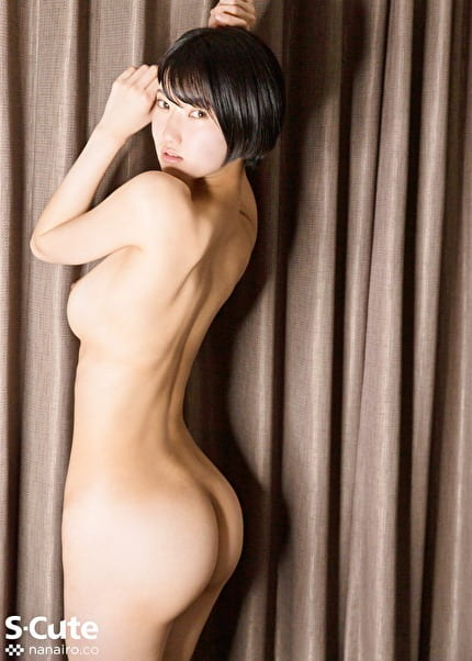 S-Cute With あおい(22) 奥で感じるハメ撮りH