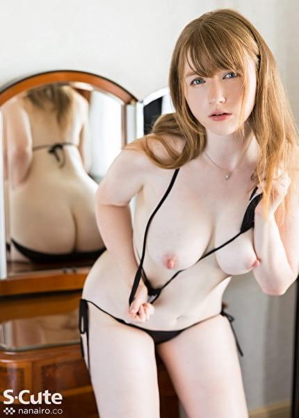 S-Cute ジューン(24) ブロンド美人はSEXがお好き
