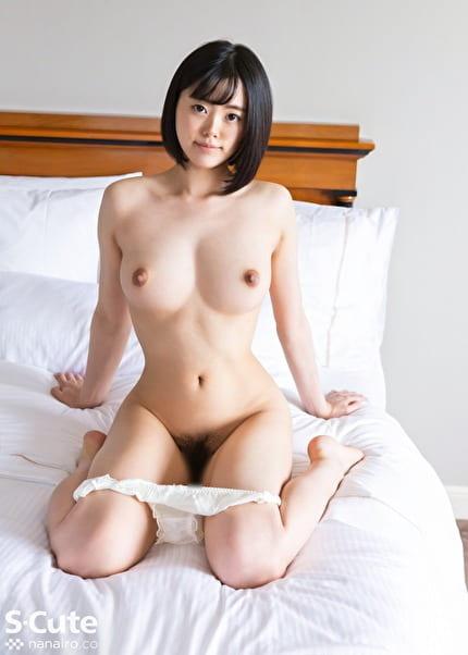 S-Cute にこ(21) 澄んだ瞳の黒髪娘の純情えっち