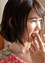 S-Cute イブ(19) すぐに乳首が立っちゃうハーフ美女のH
