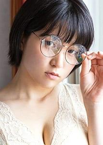 S-Cute With あみ(22) スケベな乳のメガネっ子とハメ撮りH